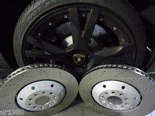 original Audi Lamborghini  RS6 Bremsscheiben 365x34mm 4B3615301E 4B3615302A