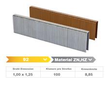 Heftklammer 92/32 GA HZ - 15.800 Stück