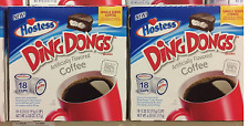 Hostess®Ding Dongs®Flavored Single Serve Coffee K Cups 18 Ct (2 Pack) 36 K Cups