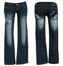"Tribal ""cracy Queen"" jeans w27-gr.34 ""cracy Queen"" Jeans Hose tribal Denim"