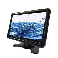 "Worldtech LED TV 7"" with USB / Memory Card / Camera/ AV Input Monitor Screen LCD"