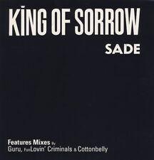 "Sade King Of Sorrow 4 mixes Europe 12"""