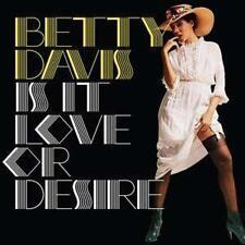 Is It Love Or Desire-180g Vinyl von Betty Davis (2010)