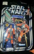 Saga Collection 2006 Kenner - NEW Star Wars LUKE SKYWALKER X-Wing Pilot Figure