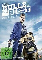 Der Bulle und das Biest - Staffel 1 [2 DVDs] von Olderdis... | DVD | Zustand gut