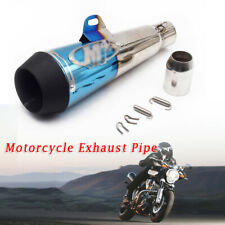 Universal 38-51mm Exhaust Muffler Tail Pipe Slip on for Motorcycle Pit Dirt Bike