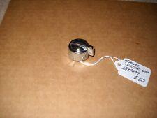 NOS Mopar 49-50 Dodge Chrysler Plymouth DeSoto Heater/Def Fan Switch Knob Mint!