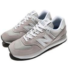 New Balance ML574EGW D 574 Ivory Grey Men Running Shoes Sneakers ML574EGWD