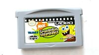GBA Video Spongebob Squarepants Volume 2 CARTRIDGE ONLY Game Boy Advance