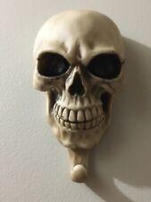 Skull Decor Towel Holder Hook Coat Robe Bathroom Kitchen