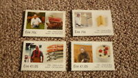 2015 IRELAND POST MINT STAMPS, IRELAND THE FOOD ISLAND SET OF 4 STAMPS MNH