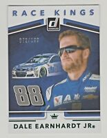 2018 Panini Donruss Racing RACE KINGS GREEN FOIL #2 DALE EARNHARDT 72/199 NASCAR