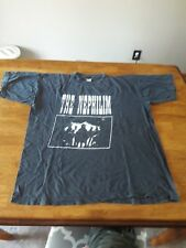 VINTAGE RARE FIELDS OF THE NEPHILIM CONCERT T-SHIRT SISTERS OF MERCY