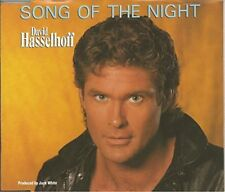 David Hasselhoff Song of the night (1990)  [Maxi-CD]