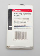 Canon Anti Fog Eyepieces for 15X50 I.S. Binoculars (Ae-B1) New-old stock