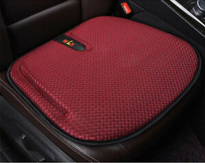 1PCS Car Seat Protector Seat Bottom Cover Car Cushion Cover Driver Seat Cushion