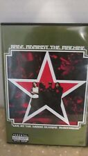 Rage Against The Machine  Live at the Olympic Auditorium DVD Parental advisory
