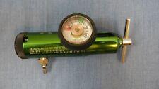 Probasics 50 Psi Oxygen O2 Tank Regulator Cga 870 0 8 Lpm Max 2600 Psi Mod 0c1