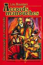 Gypsy Jazz Chords: Dictionary and Method, French Edition by Lou Boustani