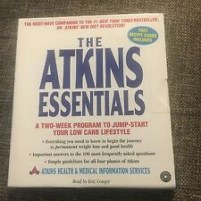 NEW. THE ATKINS ESSENTIAL TWO-WEEK PROGRAM/ LOW CARB LIFESTYLE. AUDIO CD