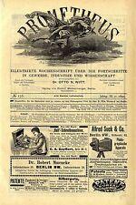 C. A. Seyffert Berlin SW. Hall Schreibmaschine Eduard Obst Colberg Fernrohr 1892