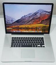 "Apple MacBook Pro 17"" A1297 2.2GHZ 16GB 1TB SSD"