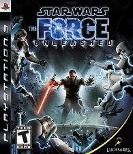 STAR WARS The FORCE UNLEASHED PS3 - Good