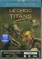 Le Choc des Titans  Combo Blu-ray + DVD Steel   Neuf sous blister