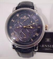 Earnshaw Master Luxus Premium Vollkalender Luxus Herren Uhr  Neu  UVP: 994 €