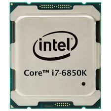 Intel Core i7-6850K (6x 3.60GHz) SR2PC CPU Sockel 2011-3   #154122