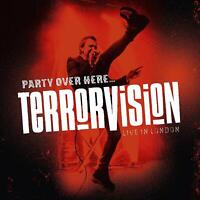 TERRORVISION - PARTY OVER HERE...LIVE IN LONDON   CD+BLU-RAY NEUF