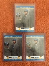 ANTHONY DAVIS (3) 2012-13 NBA Hoops RC LOT - Rookie Excellent Cond. - Lakers