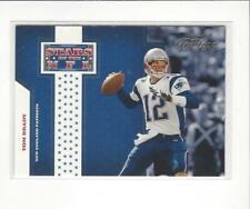2005 Playoff Prestige Stars of the NFL #25 Tom Brady Patriots