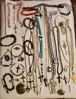 Vintage+Mixed+Lot+40%2B+Religious+Spiritual+Jewelry+Rosaries+Crosses+Prayer+Beads