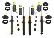 KYB EXCEL-G GAS STRUTS SHOCKS MOUNTS BOOTS 04-08 ACURA TSX SET OF 4