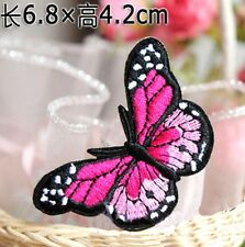 FD2688 Embroidery Cloth Iron On Patch Sewing Motif Applique DIY ~Butterfly~ 1pc