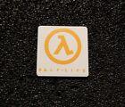 "Half-Life Black Mesa Logo Label Decal Case Aufkleber Sticker Badge 1x1"" 475"