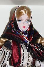 Barbie SILKSTONE Mila ~ Silkstone Barbie 2011 Gold Label NRFB