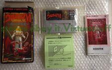 Ultima VI, 6, Itsuwari No Yogensha, Nintendo, super famicom, NTSC, JAP,super NES