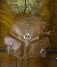 Atmosphere Faux Leather Outer Backpack Handbags