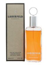 KARL LAGERFELD CLASSIC EAU DE TOILETTE 60ML SPRAY F�œR IHN. NEU