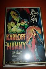 THE MUMMY - MOVIE POSTER - 11X17-NEW-SHRINK WRAPPED ON CARDBOARD !!! RARE!!