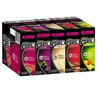 Endura Sports Energy Gel 20 x 35g Sachets (700g Total) 26g Carbs Choose Flavour