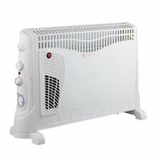 Daewoo 2000W Convector Heater with Turbo Function with Thermostat & Timer