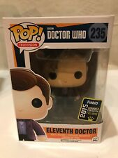 Funky POP TV Doctor Who Eleventh Doctor #235 Summer Con Exclusive Box Wear