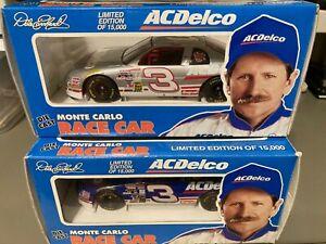 #3 Dale Earnhardt AC Delco 1996 Monte Carlo Brookfield 1:24NASCAR diecast promos