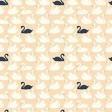 BIRCH ORGANICS SWAN LAKE Quilt Fabric - 1/2 yd