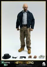 "Breaking Bad HEISENBERG WALTER WHITE 12"" Action Figure 1/6 Scale ThreeZero"