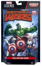 Hasbro Captain America 2002-Now Action Figures