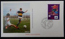 Af47* Enveloppe 1er Jour FDC 1996 (n°3013) FOOTBALL / TOULOUSE (coupe du monde)